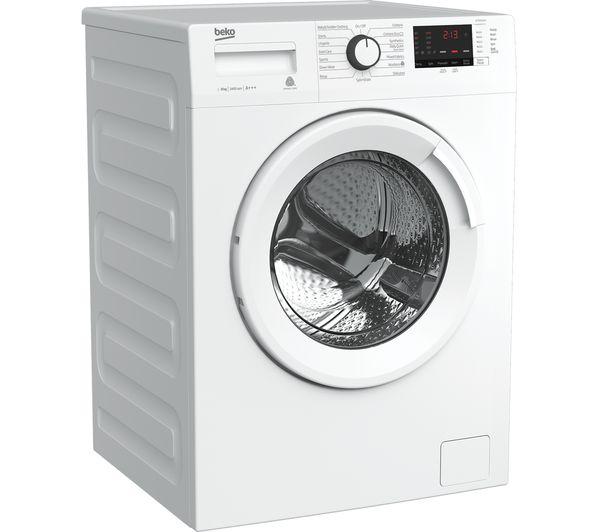 BEKO WTB841R2W 8KG 1400RPM Washing Machine - White £189 / BEKO WTB1041R2W 10kg 1400RPM £239 w/code LKA10R @ Currys