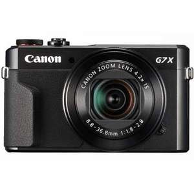 Canon PowerShot G7 X Mark II Digital Camera £499 @ Wex Photo £419 after cashback