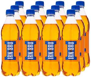 12 x 500ml Irn-bru in Amazon warehouse  ( Add on item ) at £4.78 a further 20% will automatically be deducted for orders over £20