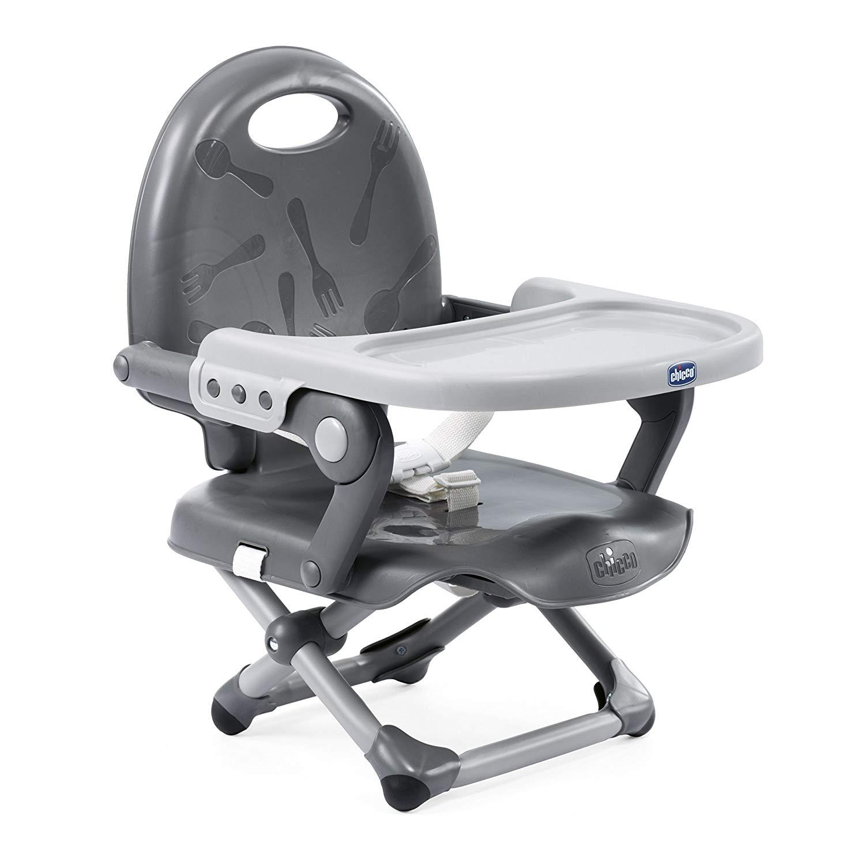 Chicco Pocket Snack Booster Seat, Dark Grey £15 (Prime) / £19.49 (non Prime) at Amazon
