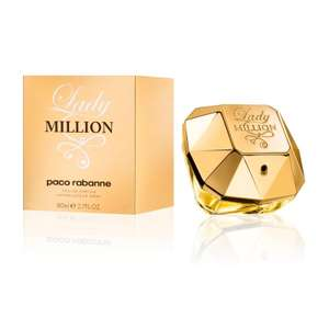 Paco Rabanne Lady Million For Women Eau de Parfum 50ml  down to £37.50 at boots
