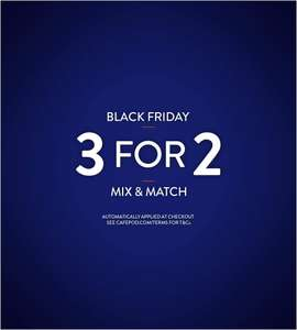 3 for 2 on Nespresso Pods mix & match at CafePod and More...
