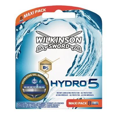 Wilkinson sword hydro 5, 8 blades 30% off - £12.49 Thegiftandgadgetstore