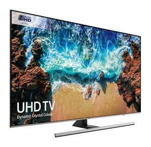 Samsung 55 Inch 55NU8000 Smart 4K UHD TV with HDR £729 Argos