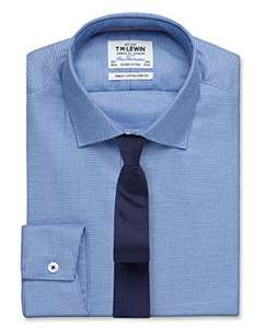 T.M.Lewin - Black Friday -  up to 50% off Shirts/Suits Sale