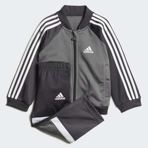 Toddler Grey adidas Tracksuit (was 21.95) now £15.36 w/code for 30% off everything + Free Delivery at adidas