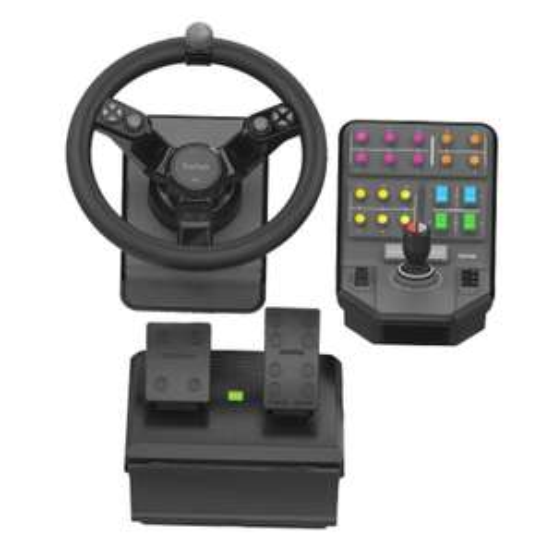 Logitech G Saitek Farm Sim Controller at Amazon for £109.99