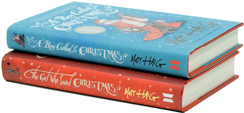 Matt Haig Christmas Bundle £10  Foyles