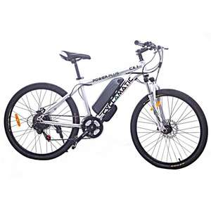 Ex Demo Cyclamatic CX1 Ebike TODAY AND TOMORROW ONLY at The Sports HQ