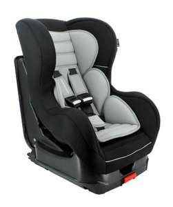 Mothercare sport ISOFIX car seat - black/grey - £65 delivered