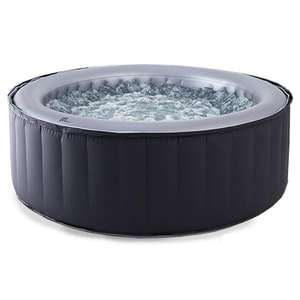 MSpa Silver Cloud D-SC04 Luxury 2/4 person inflatable hot tub / spa now £239.99 @ Travel Luggage & Cabin Bags