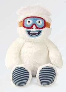 Cute Yeti soft toy half price £8 & Free delivery FatFace