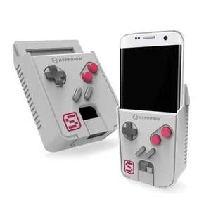Hyperkin Smart Boy for Android - turns your phone into a Game Boy! (Was £59.99) £14.99 / £16.98 delivered @ Funstock retro