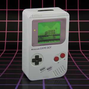 Nintendo T-Shirt + FREE Nintendo Gameboy money bank (worth £9.99) + Free Delivery w/code £14.99 @ My Geek Box