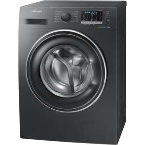 Samsung 7kg ecobubble WW70J555EX washing machine only £299.99 at Euronics.co.uk