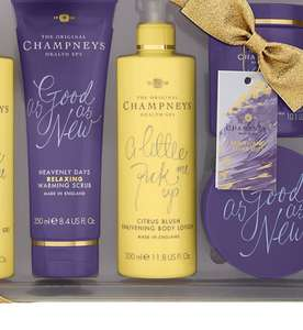 Champneys Revive And Relax Kit £22.50 C&C @ Boots