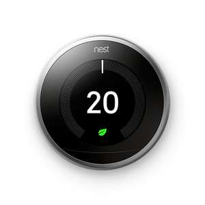 Nest thermostat 3rd Gen £179 without installation @ Nest