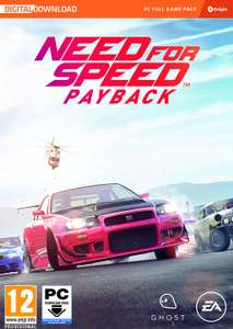 Need for Speed: Payback - Standard [PC Download – Origin Code] - £8.99 @ Amazon