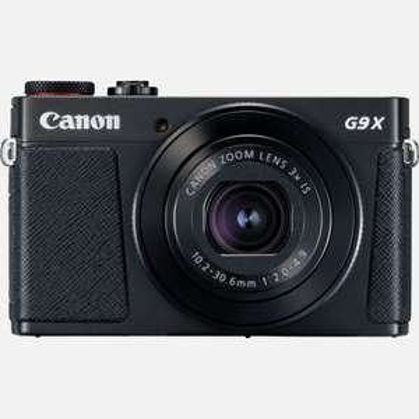 Canon PowerShot G9 X Mark II Digital Camera - Black - £309 @ Amazon