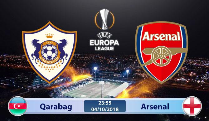 Arsenal v Qarabag FK Europa League