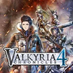 Valkyria Chronicles 4 Nintendo switch - £22.16 @ Mexico eshop