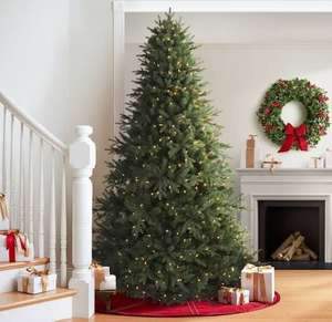 6' Saratoga Spruce Artificial Christmas Tree - Prelit LED Clear - £219 Delivered (Was £479) by Balsam Hill UK