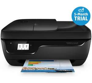 HP OfficeJet 3835 Wireless AIO Printer & 5 Month Instant Ink Trial £28.99@Argos