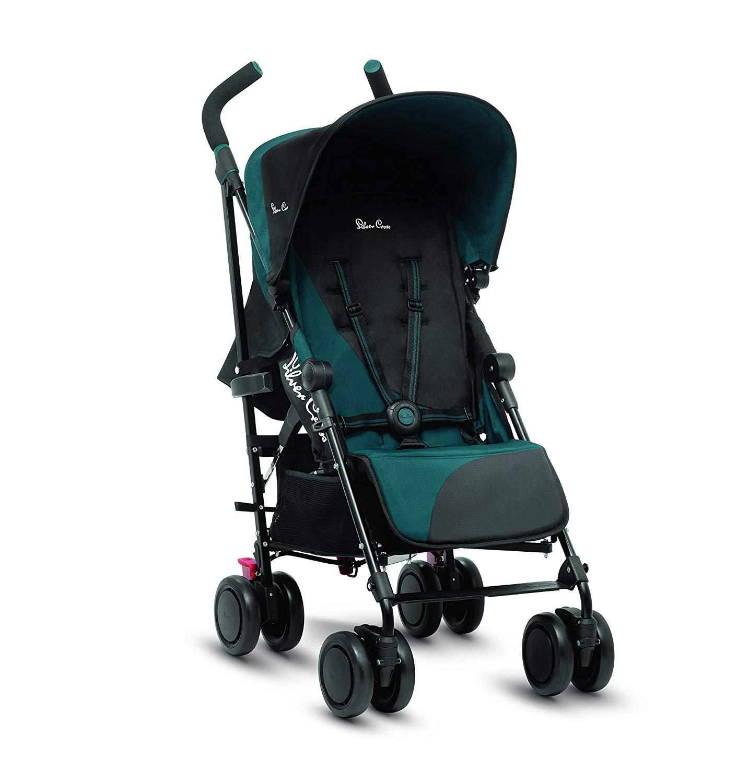 Silver Cross Pop Stroller / Pushchair / Buggy, £125 @ Amazon UK