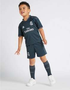 Real Madrid Away Kit for kids 18-24 months - £25 @ JD Sports