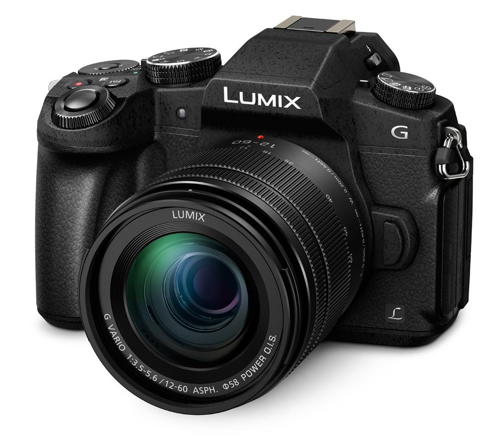 Panasonic Lumix G80M with 12-60mm f3.5-5.6 Lens - £699 @ CameraWorld/Wex + £200 Double Cashback
