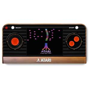 """Atari """"Retro"""" Handheld with 50 built-in games £29.99 delivered @ Smyths Toys"""