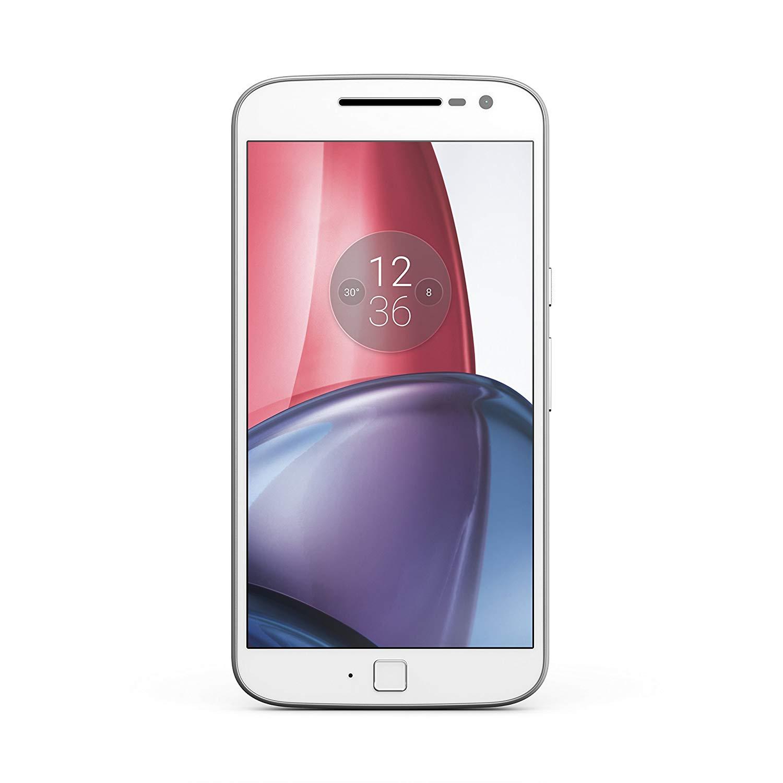 Motorola Moto G4 Plus 16GB SIM-Free Smartphone 2 GB RAM (Dual SIM) - White £99 (Exclusive to Amazon)