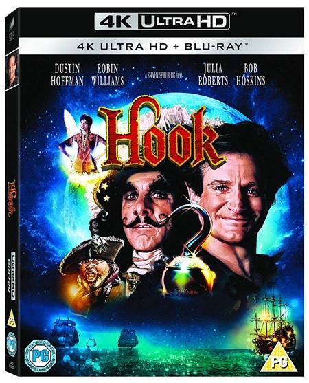 Hook (4K Ultra HD + Blu-ray) [UHD] £13.99 Zoom