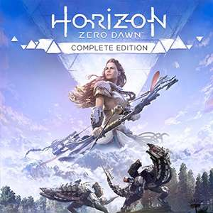 [PS4] Horizon Zero Dawn: Complete Edition (Digital Code) - £7.81 - Amazon Prime (US)