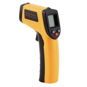 Handheld Non-contact Infrared Thermometer £4.17 @ Tomtop