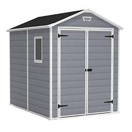 Keter Manor Garden Storage Shed £406.94 @ Amazon
