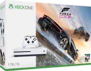 1TB Xbox One S Forza Horizon 3 Bundle - £108.79 - eBay/RevolutionTrading