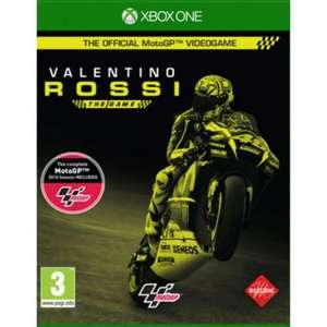 Valentino Rossi - The Game (Xbox One) £5.95 Delivered @ TheGameCollection