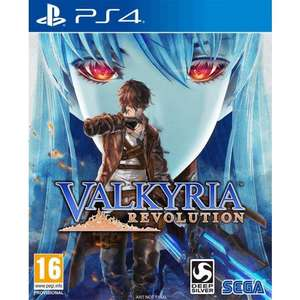 Valkyria Revolution (PS4) £6.95 Delivered @ TheGameCollection