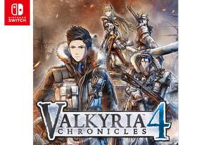 Valkyria Chronicles 4 £23.50 @ Nintendo eshop (USA)