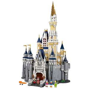 LEGO Walt Disney World Castle was £300 now £239.99 @ ShopDisney