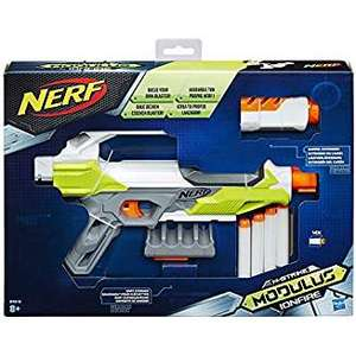 Nerf Modulus Ion Fire Blaster with 4 Darts now £7.99 @ Argos / Ebay Free P+P