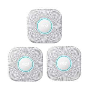 Nest Protect 3 Pack (Wired) £257 @ Nest