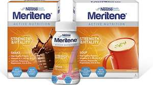 FREE Meritene Strength & Vitality samples