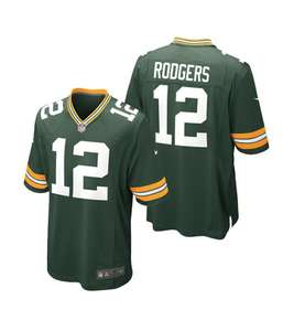 NFL Jerseys from 56.25 @ NFL shop e.g Green Bay Packers Home Game Jersey - Aaron Rodgers