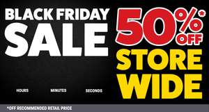 50% off store wide @ Aussiebum