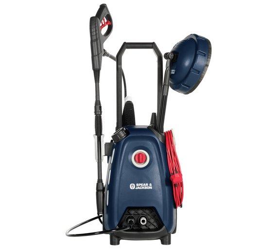 Spear & Jackson S1810PW Pressure Washer - 1800W £74.99 Argos