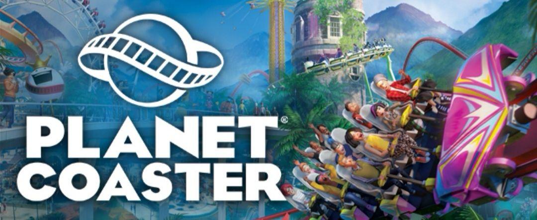 Planet coaster (steam) £12 Frontier Developments