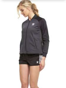 Adidas Originals Info Poster Superstar Track Top (size 8) £7.79 Free delivery @ very eBay