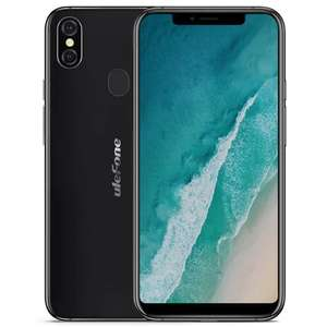 Ulefone X Android 8.1 Black or White (Octa Core / 4GB RAM / 64GB/ Face ID ) £127.12 (£119.17 tomorrow) with gifts Delivered @ AliExpress